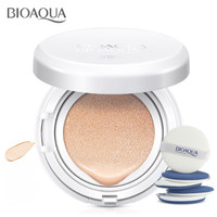 BIOAQUA LIQUID FOUNDATION BB CREAM AIR CUSHION 01 NATURAL