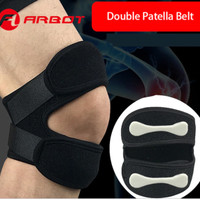 Arbot Knee Support Patella Belt Elastic Bandage Sport Strap Knee 1 PCS