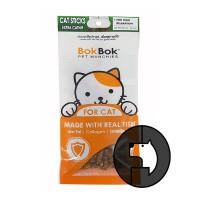 bok bok pet munchies 35 gr cat sticks extra catnip