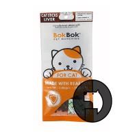 bok bok pet munchies 35 gr cat sticks liver