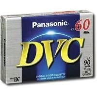 Kaset Panasonic Mini DV