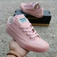 Sepatu Converse Wanita Cewek City Salmon Import Grosir Ecer Grade Ori