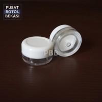 pot cream 5 gram putih natural
