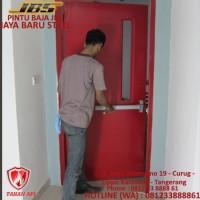 081233888861 (JBS) Jual Pintu Tangga Darurat , Pintu Darurat Kebakaran