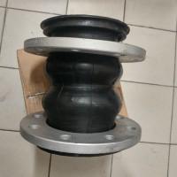 3 inch flexible rubber joint PN16 2 flex