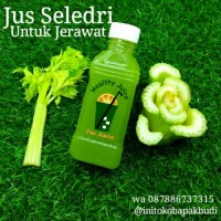 Jus Seledri / Celery Juice