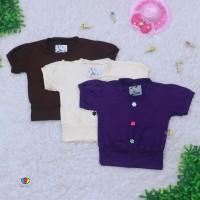 Blouse Chita 1-2 Tahun / Kaos Anak Perempuan Lengan Pendek Balita