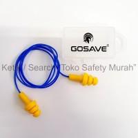 Penutup Telinga Kuping Earplug / Ear Plug Ultrafit Gosave Top Quality