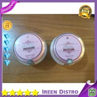 Harga cream premutih wajah elora beauty organic varian night day teruji | antitipu.com