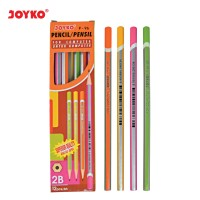 Pencil / Pensil Joyko P-96 / 2B / 1 BOX 12 PCS