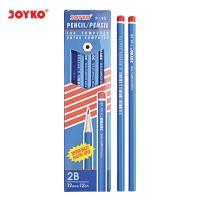 Pencil / Pensil Joyko P-93 / 2B / 1 BOX 12 PCS