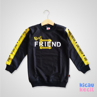 Little Jack Sweater – Best Friend - sweater anak laki laki