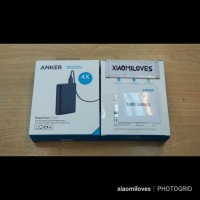 Original Anker PowerCore Core 10000mAh 10000 mAh Power Bank Powerbank