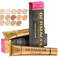 DERMACOL MAKE UP COVER - DERMACOL HIGH-COVERING FOUNDATION