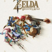 Zelda - Breath of the Wild - Creating a Champion ( Artbook / eBook )