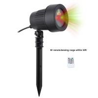 Lampu Proyektor Taman Outdoor Twinkle Effect Remote Control - KD-IP65