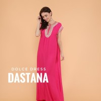 daster arab/india/dubai/turki dolce dastana dress busui