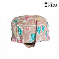 Harga batik huza tas travel | antitipu.com