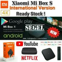 Xiaomi Mi Box 3 International / Global Version - English 4K Android TV