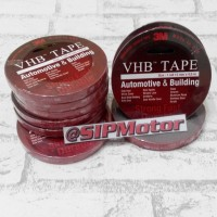 Double Tape 3m VHB 12mm Perekat Double Tip