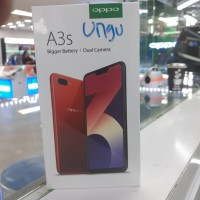 oppo A3s.2/16#free temperglas n tongsis