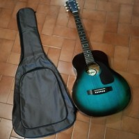 Tas Gitar Akustik Softcase Gitar Akustik Jumbo