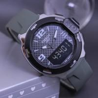 Jam Tangan Pria Tissot EV7688 Dualtime Free Baterai Cadangan & Box