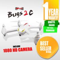 DRONE MJX B2C Bugs 2C Brushless 1080P HD Camera GPS Altitude Hold