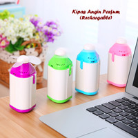 Kipas Angin Parfum Portable Mini (Rechargeable) - KHM277