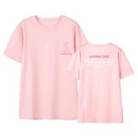 Hugoshop.in / Tumblr tee / Kaos wanita / T-shirt wanna one