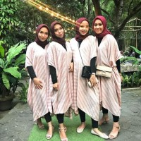 Harga kaftan batik parang pastel terusan dress wanita fatima parang bw | Pembandingharga.com