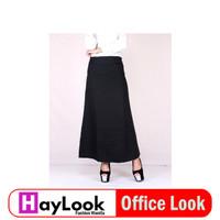 Rok Line A Kantor Wanita Office Skirt Woman Formal Casual Fashion