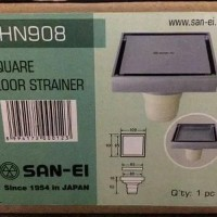 Harga floor drain san ei hn908 smart drain elektronik | Pembandingharga.com