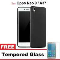 ISTIMEWA Case OPPO A37 Neo 9 Ultra Slim Matte Softcase JMN