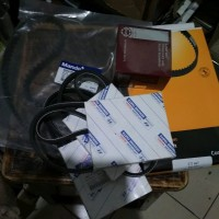 timing belt dan fanbelt vbelt Hyundai Verna Avega getz 1.3 Limited