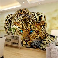 Jual Promo 3d Wallpaper High Quality Leopard Wall Wa Kota Medan Sayshop90 Tokopedia