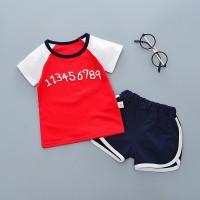 Set Kaos Celana Pendek Anak Import   Baju Anak Laki laki