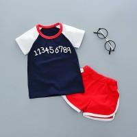 Baju Anak Laki laki   Setelan Kaos Anak Balita Lucu   Baju Anak Import