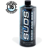 SLICK SUDS Wash and Wax Concentrate 32 Oz 946ml Original