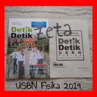 DISKON Buku Detik Detik USBN FISIKA SMA IPA 2019 Intan Pariwara