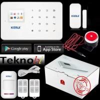 KERUI Android iOS - SECURITY GSM ALARM SYSTEM - Original