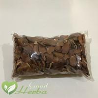 biji buah Mahoni Tradisional Herbal kering kemasan 100 gr