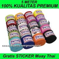 Handwrap Muay Thai Murah, Handwraps Boxing, Sarung Tangan Muay Thai