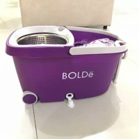Alat Pel Lantai Pembersih Lantai Super Mop Bolde Deluxe Plus Saringan