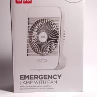 apa Emergency Lamp with Fan