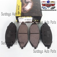 Kampas Rem Depan Chevrolet New Spark 1.2 1200 cc Brake Pad New Spark