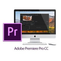 Software Video Editing Adobe Premiere Pro CC 2018 Macbook MacOSX