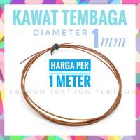 Harga kawat email tembaga diameter 1mm harga | antitipu.com