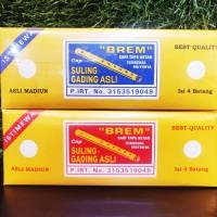 Brem Suling - Gading Asli Madiun / Sari Tape Ketan / Obat Jerawat
