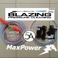 Harga jual pompa air cuci motor mobil cuci ac mini steam mesin pompa | Pembandingharga.com